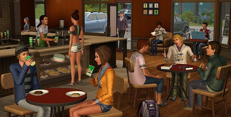 Die Sims 3 - Wildes Studentenleben (Addon) Screenshot 5