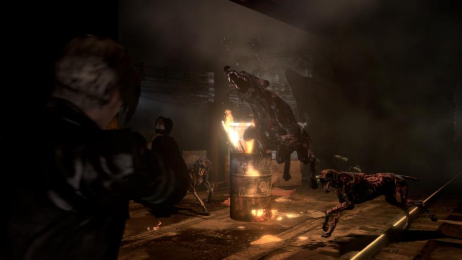 Resident Evil 6 Screenshot 11