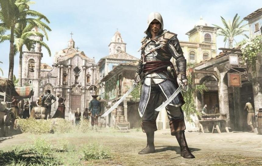 Assassin's Creed 4 - Black Flag Screenshot 9