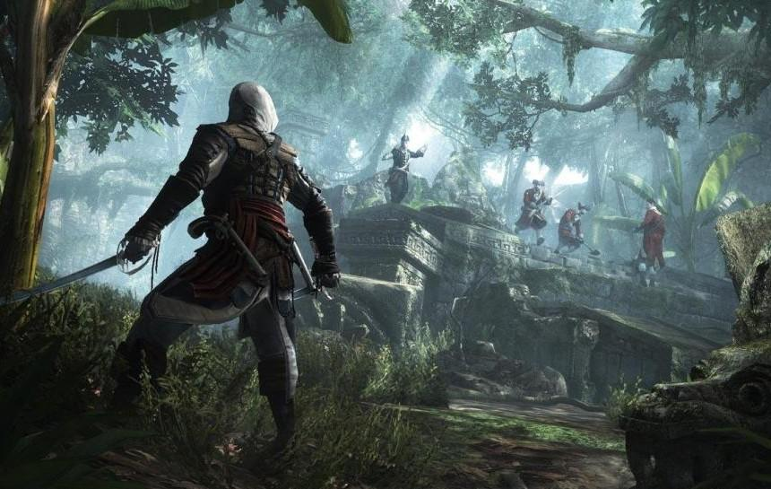 Assassin's Creed 4 - Black Flag Screenshot 5