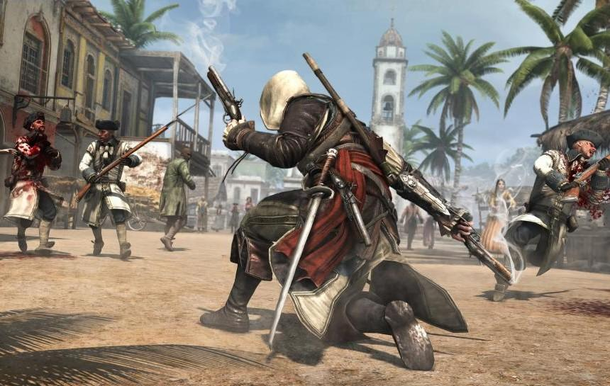 Assassin's Creed 4 - Black Flag Screenshot 3