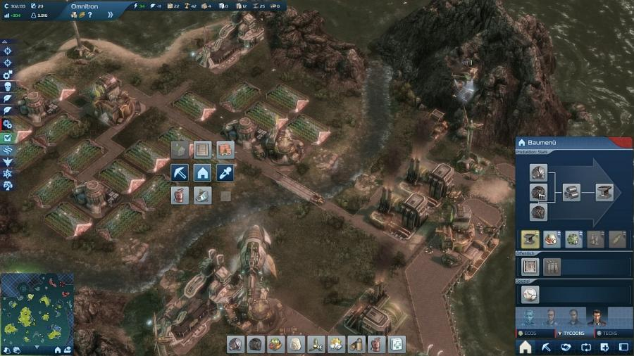 Anno 2070 - Königsedition Screenshot 4