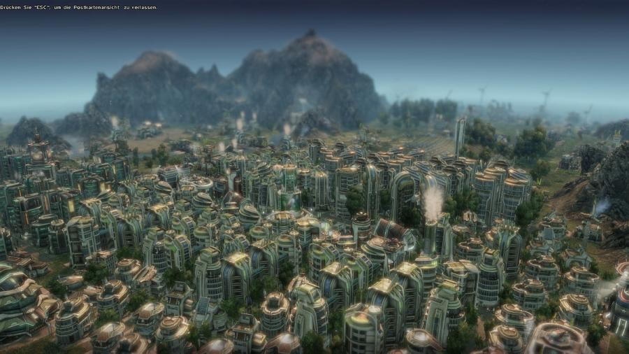 Anno 2070 - Königsedition Screenshot 7