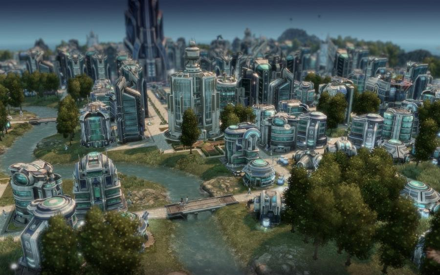 Anno 2070 - Königsedition Screenshot 2