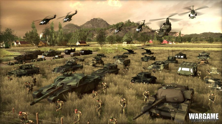 Wargame AirLand Battle Screenshot 3