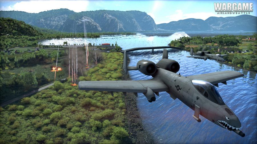 Wargame AirLand Battle Screenshot 7