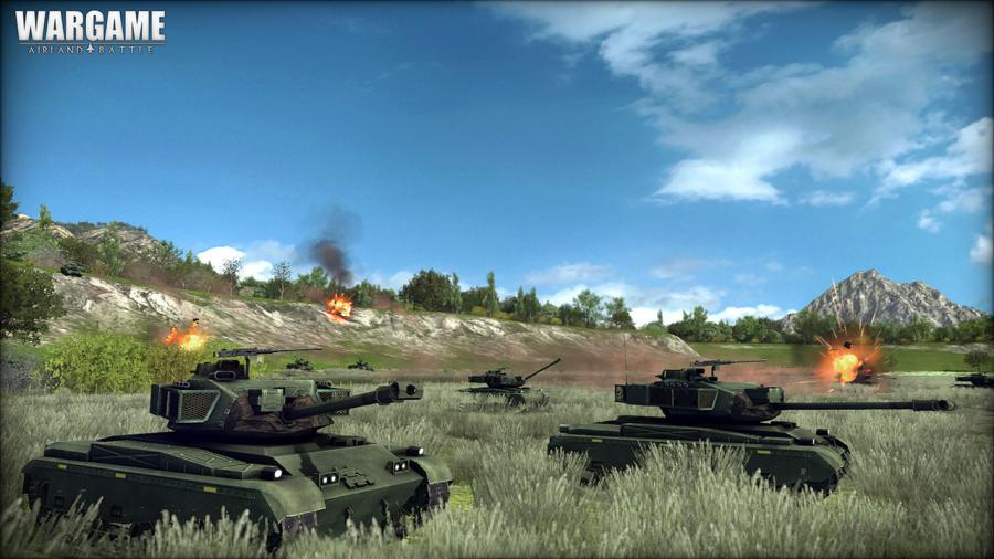Wargame AirLand Battle Screenshot 4