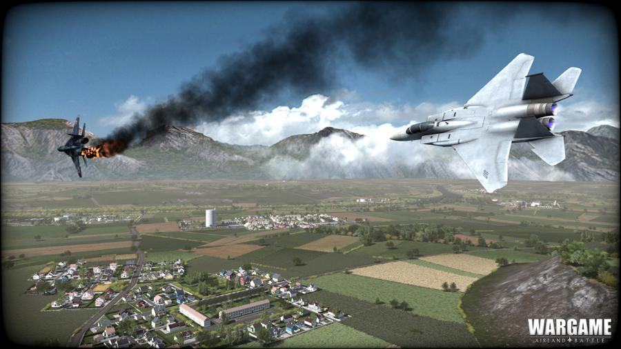 Wargame AirLand Battle Screenshot 9