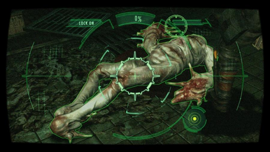 Resident Evil Revelations Screenshot 9