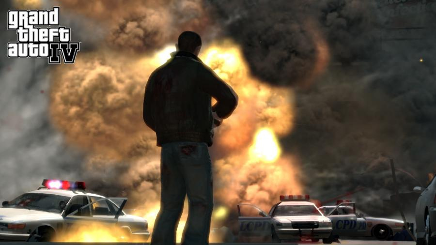GTA 4 - Grand Theft Auto IV Screenshot 4