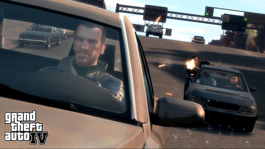 GTA 4 - Grand Theft Auto IV Screenshot 2