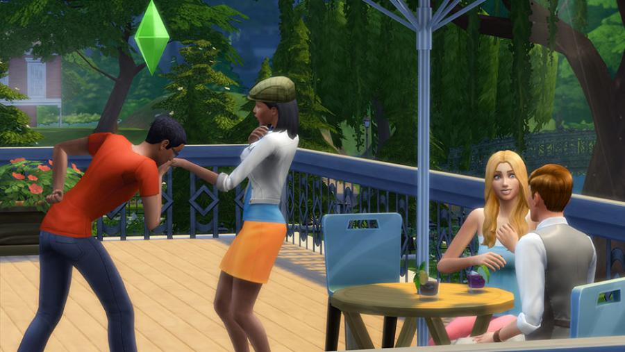 Die Sims 4 Screenshot 2
