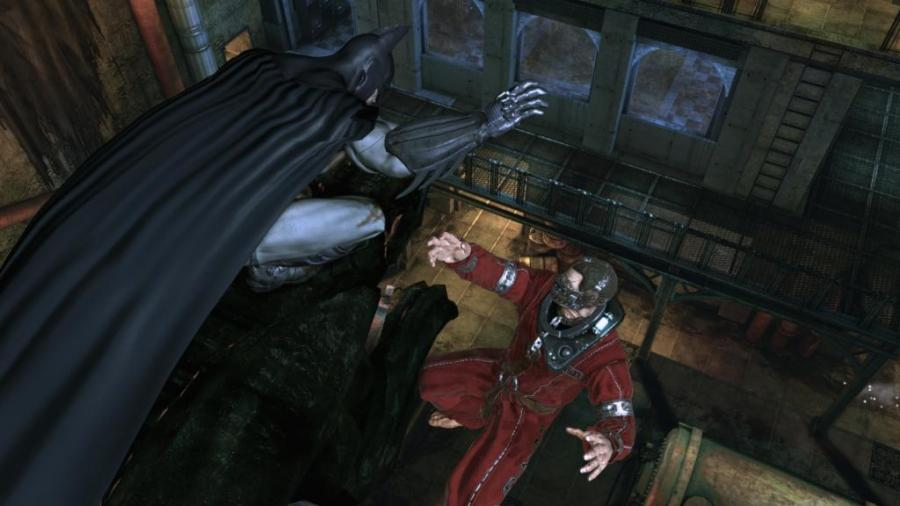 Batman Arkham Asylum - Game of the Year Edition Screenshot 5