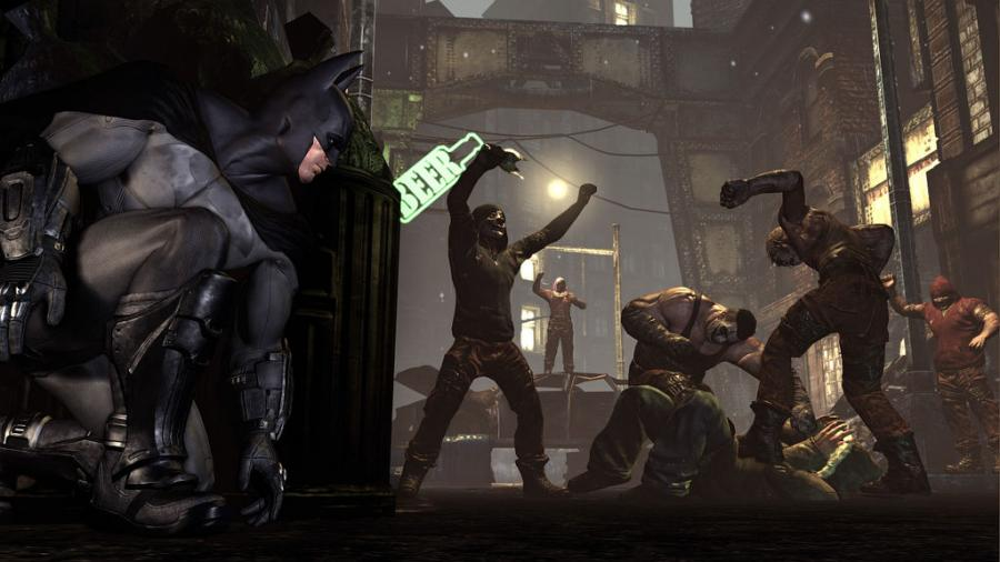 Batman Arkham City Screenshot 9