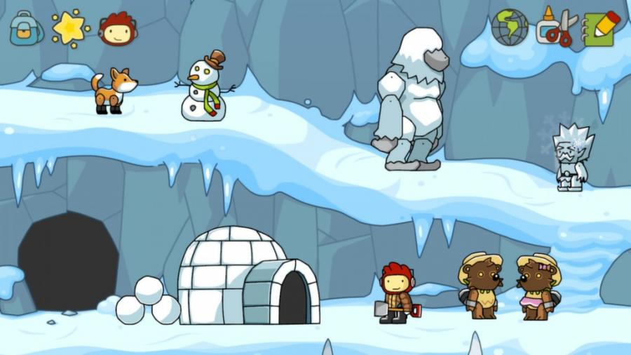 Scribblenauts Unlimited Screenshot 6