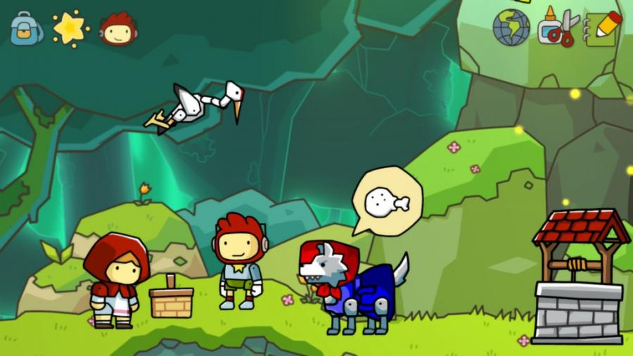 Scribblenauts Unlimited Screenshot 4