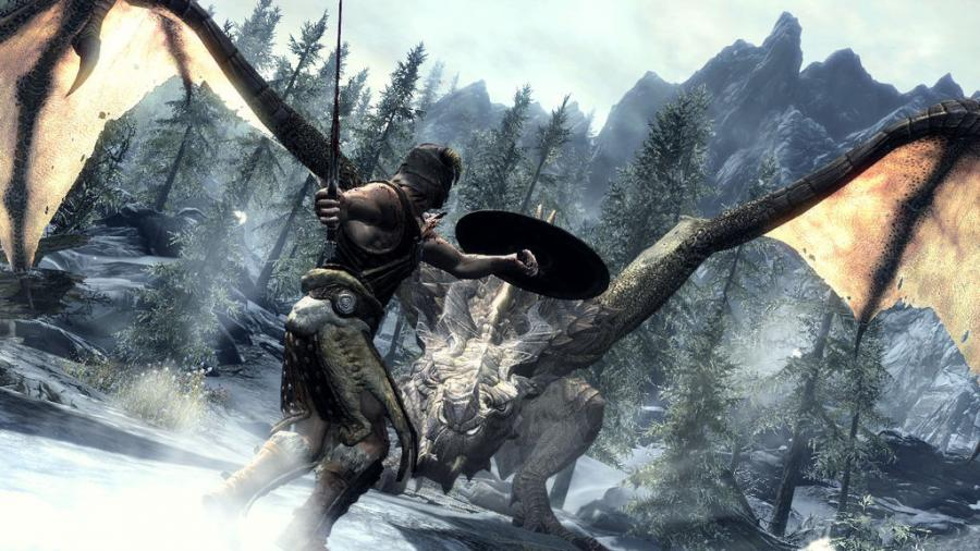 The Elder Scrolls V: Skyrim - Legendary Edition Screenshot 2