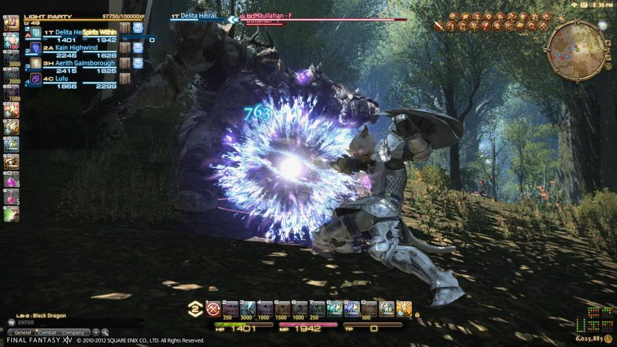 Final Fantasy XIV A Realm Reborn Screenshot 3