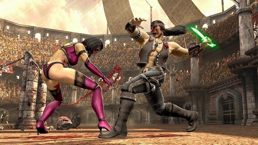 Mortal Kombat - Komplete Edition Screenshot 4