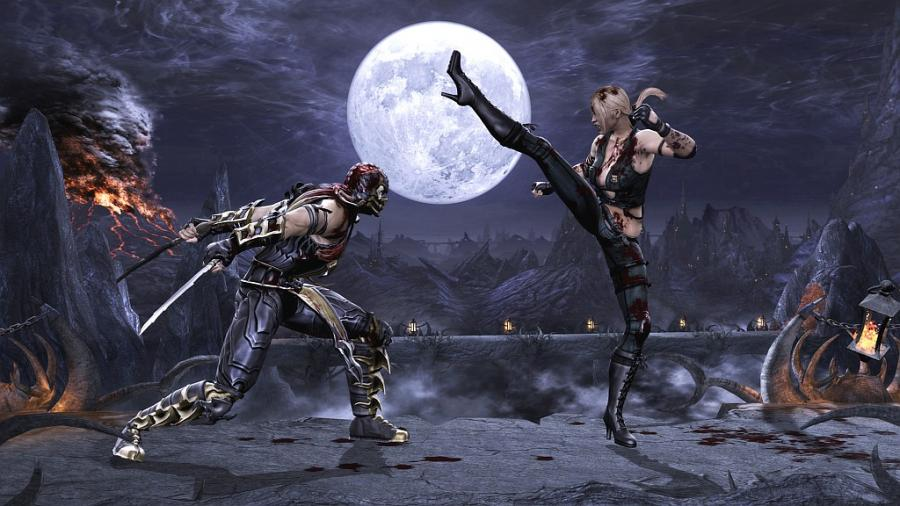 Mortal Kombat - Komplete Edition Screenshot 3