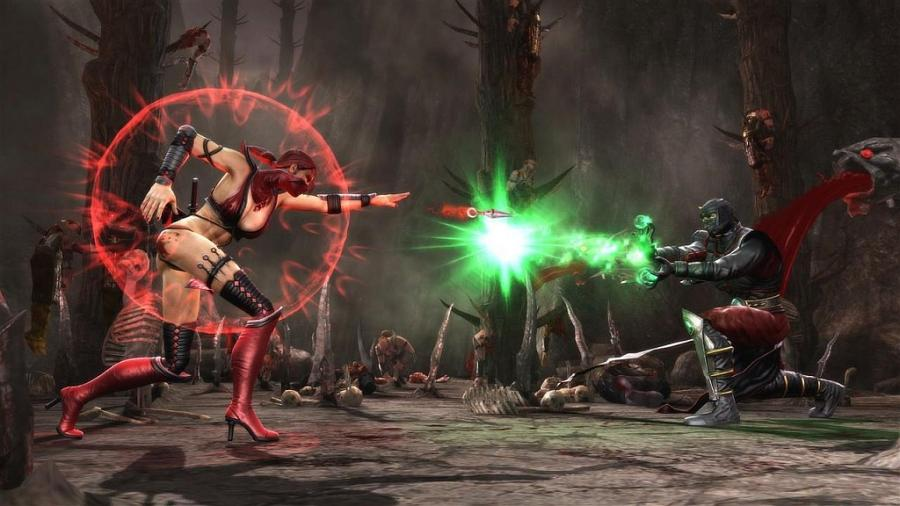 Mortal Kombat - Komplete Edition Screenshot 2