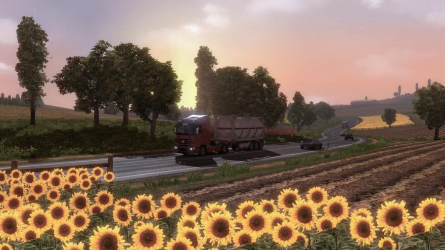 Euro Truck Simulator 2 - Going East (Addon) Screenshot 5