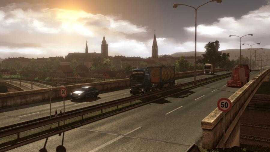 Euro Truck Simulator 2 - Going East (Addon) Screenshot 2