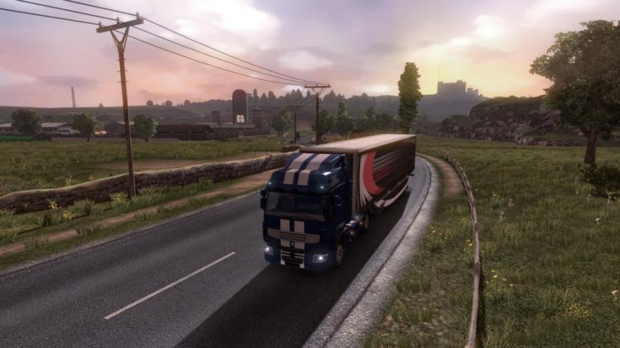 Euro Truck Simulator 2 - Gold Edition Screenshot 1