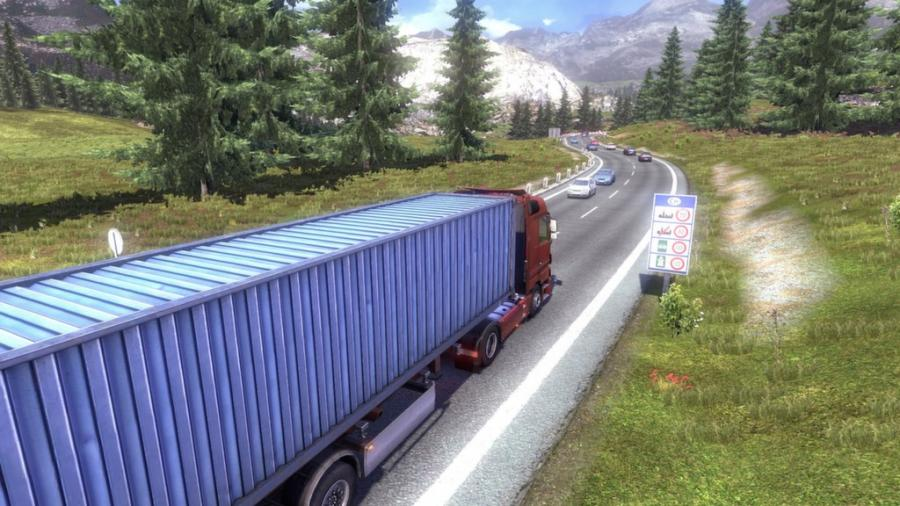 Euro Truck Simulator 2 - Gold Edition Screenshot 6