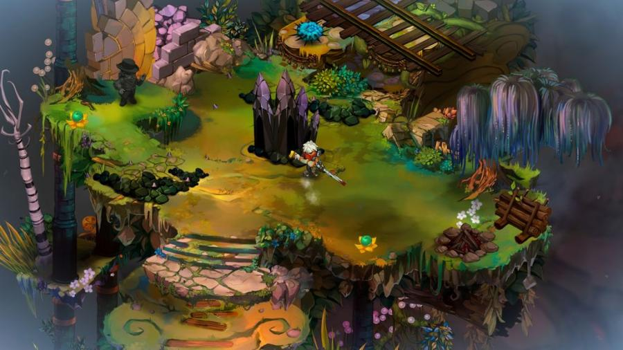 Bastion Screenshot 4
