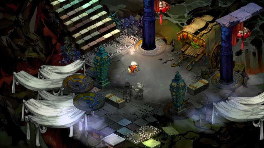 Bastion Screenshot 7
