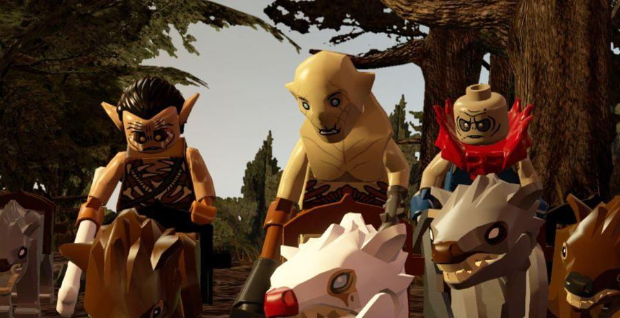 LEGO - Der Hobbit Screenshot 6