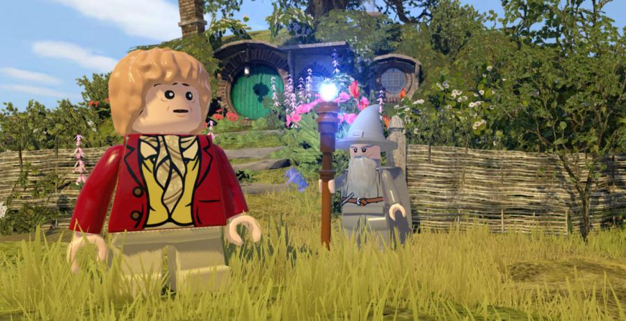 LEGO - Der Hobbit Screenshot 3