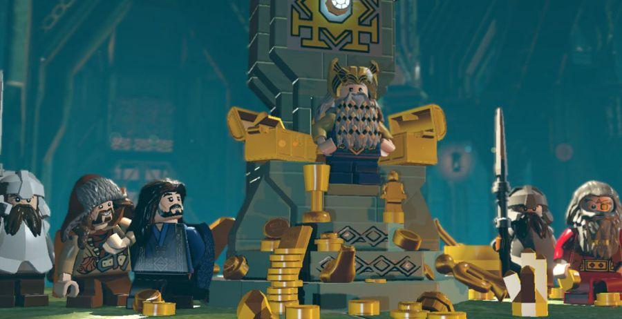 LEGO - Der Hobbit Screenshot 8