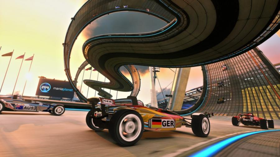 Trackmania 2 Stadium Screenshot 6