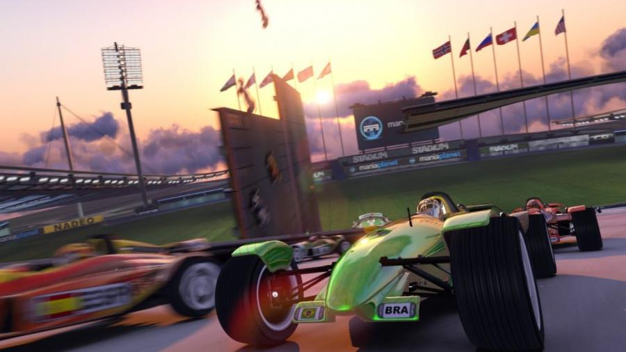 Trackmania 2 Stadium Screenshot 9
