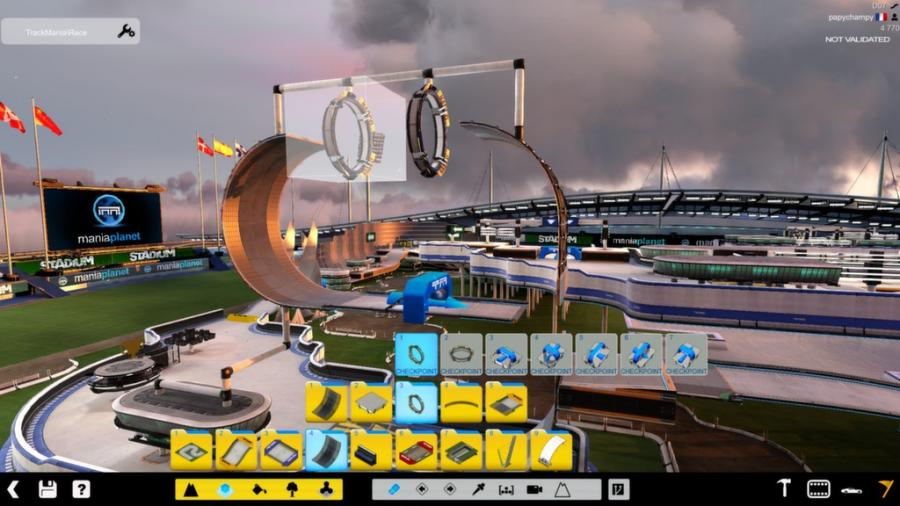 Trackmania 2 Stadium Screenshot 4