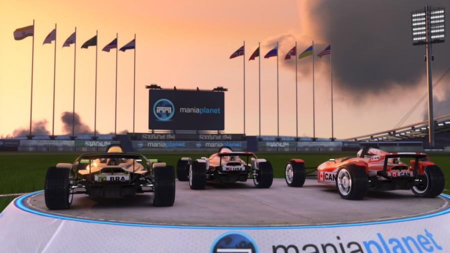 Trackmania 2 Stadium Screenshot 5