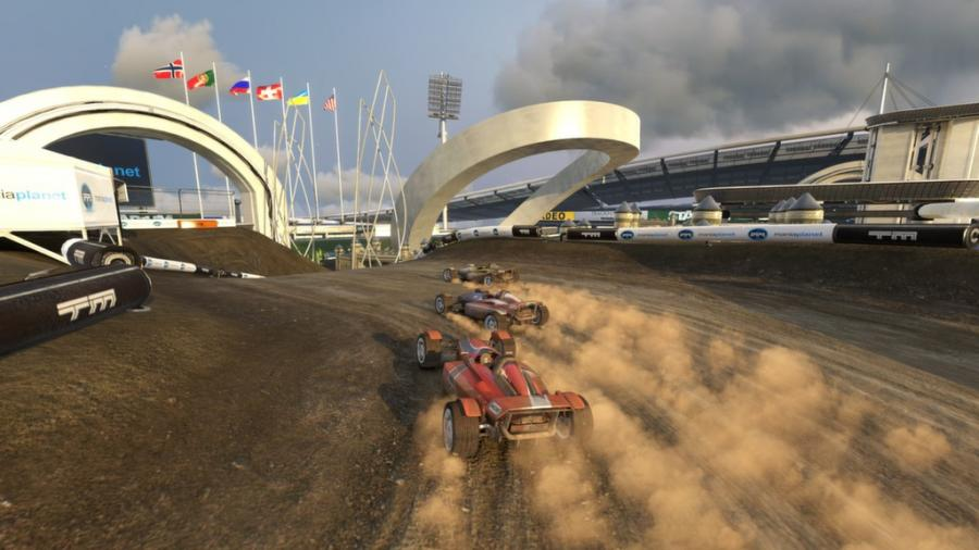 Trackmania 2 Stadium Screenshot 2