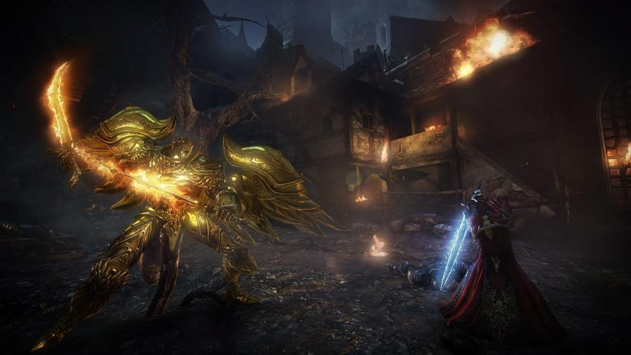Castlevania - Lords of Shadow 2 Screenshot 2