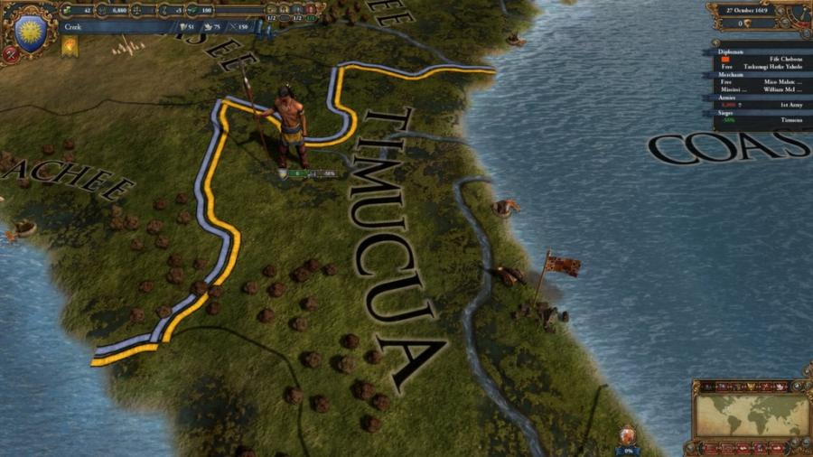 Europa Universalis IV - Conquest of Paradise (Addon) Screenshot 7