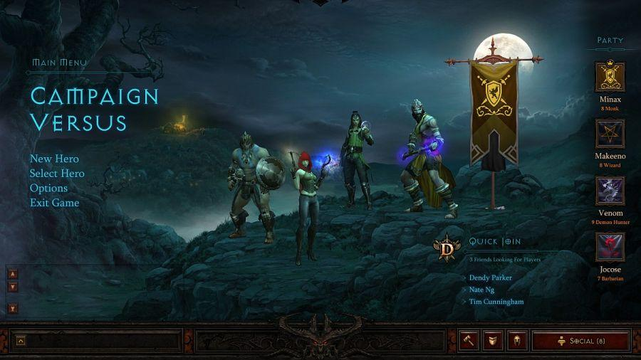 Diablo 3 + Reaper of Souls Bundle Screenshot 1