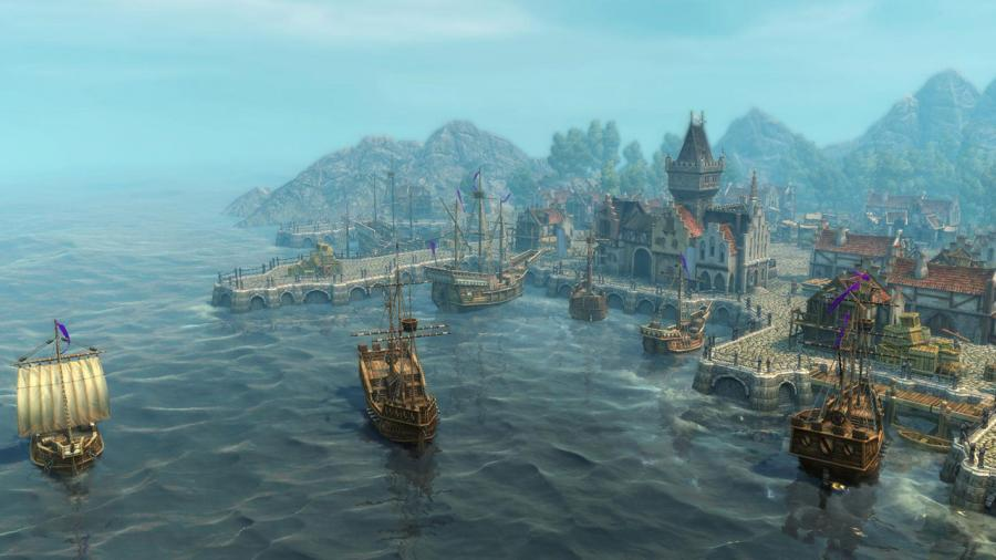 Anno 1404 - Gold Edition Screenshot 2