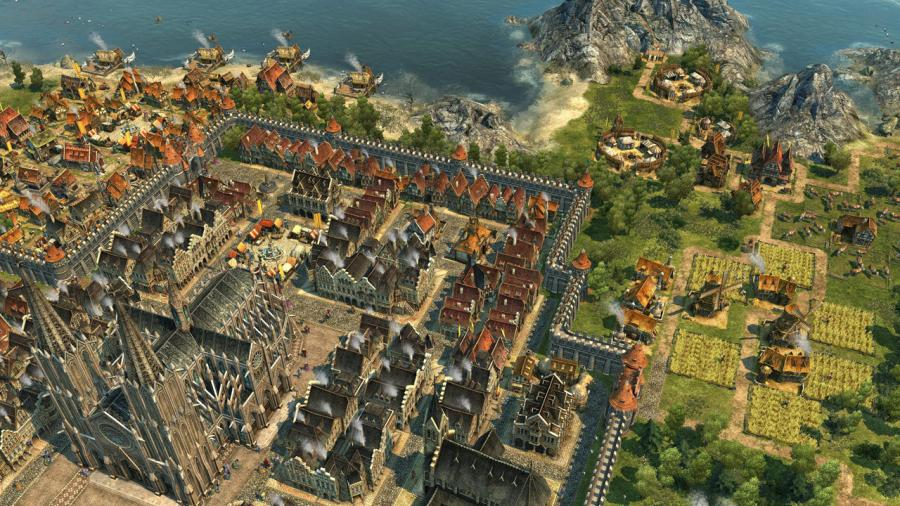 Anno 1404 - Gold Edition Screenshot 7
