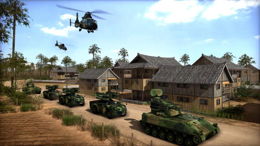 Wargame - Red Dragon Screenshot 5