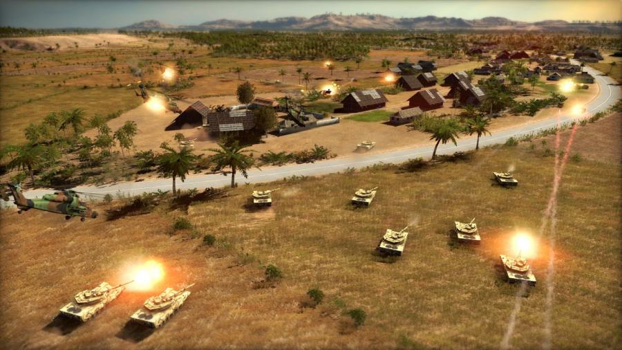 Wargame - Red Dragon Screenshot 6