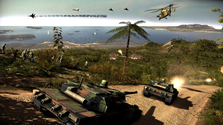Wargame - Red Dragon Screenshot 3