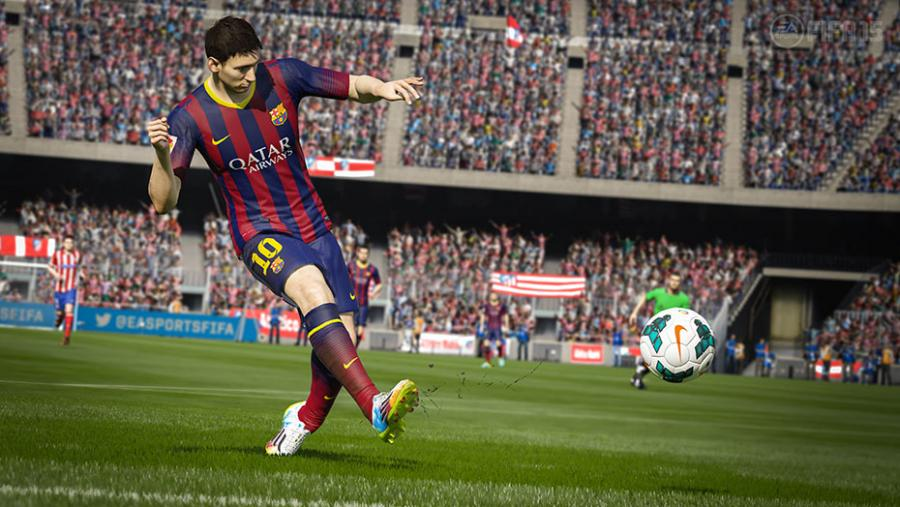 FIFA 15 Screenshot 2