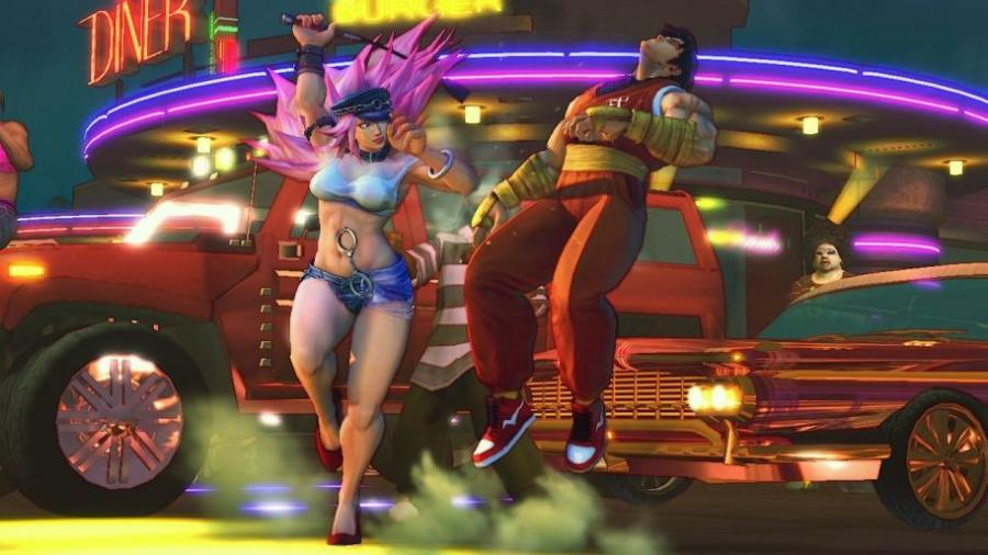 Ultra Street Fighter IV Screenshot 8