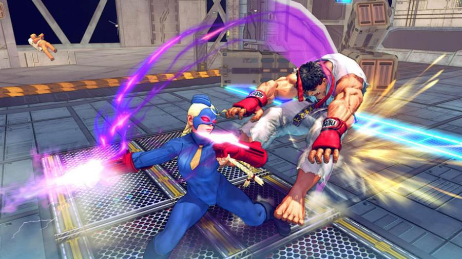 Ultra Street Fighter IV Screenshot 6